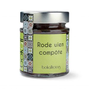Bokall | Rode uien compote